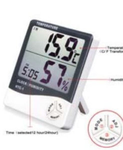 Hygrometer/ Thermometer Combo